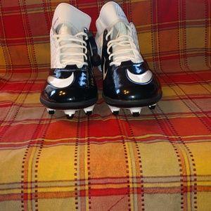 Nike Lunarlon SuperBad Pro D  Football Cleats 16